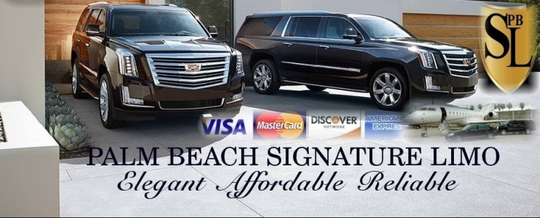 palm beach limo and car services